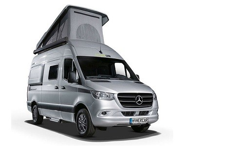 HY-Hymer Car Grand Canyon S Allrad Saison 2021