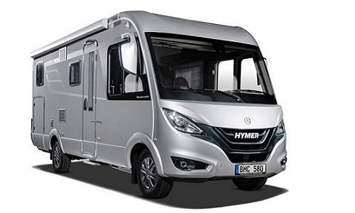 Hymer B MC I 580