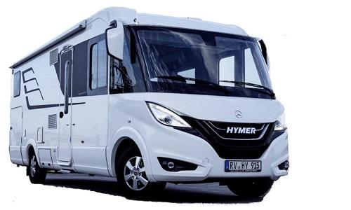 X Hymer B-Klasse MasterLine 780