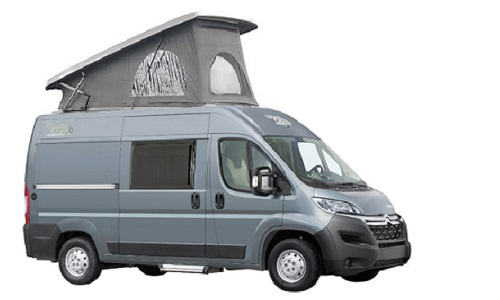 CRM-Roadcar VAN 540 Saison 2021